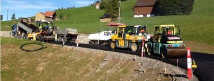 Gesamterneuerung Kantonsstrasse Nr. 43, Hundwil-Urnäsch