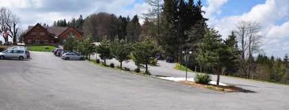 Umgebungsarbeiten Waldegg, Teufen