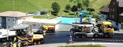 KST 54, Woldhalden – Lachen / Ausbau Ledi – Lebau, Walzenhausen